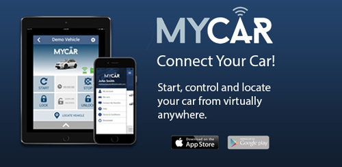 Remote Car Starter App >> Connect Your Car With Mycar App T T Honda